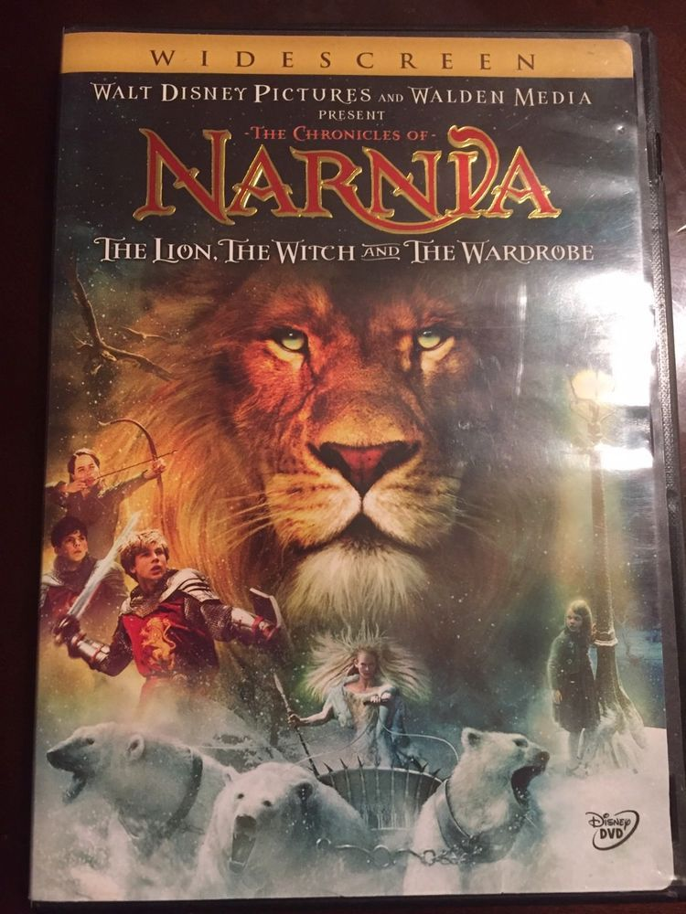 The Chronicles Of Narnia The Lion Witc Dvd Ebay Chronicles