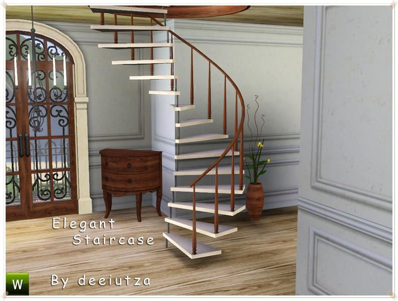Best An Elegant Spiral Staircase For Elegant Homes Found In 400 x 300