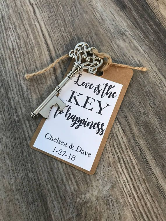 Personalized Key Bottle Opener Wedding Favors For Guests That They Ll Actu Wedding Bottle Opener Favors Wedding Favours Bottles Key Bottle Opener Wedding Favor
