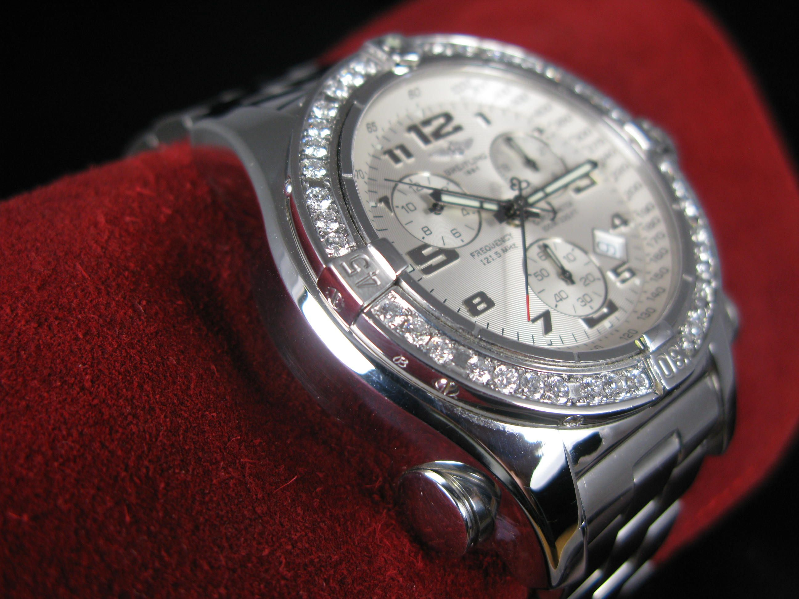 breitling emergency mission discontinued