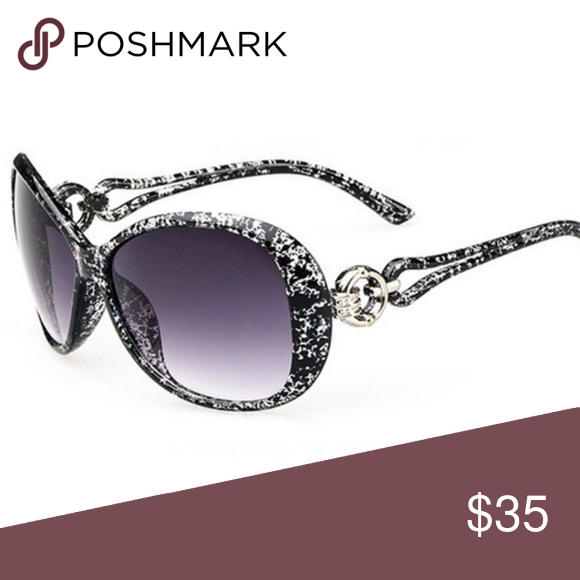 2e881cbc4f3 I just added this listing on Poshmark  Arrived! Black   Clear Sunglasses!  Brand