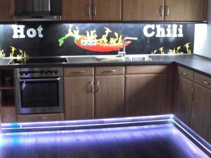 kuechenrueckwand Küchenrückwände Pinterest - klebefolien küche spritzschutz