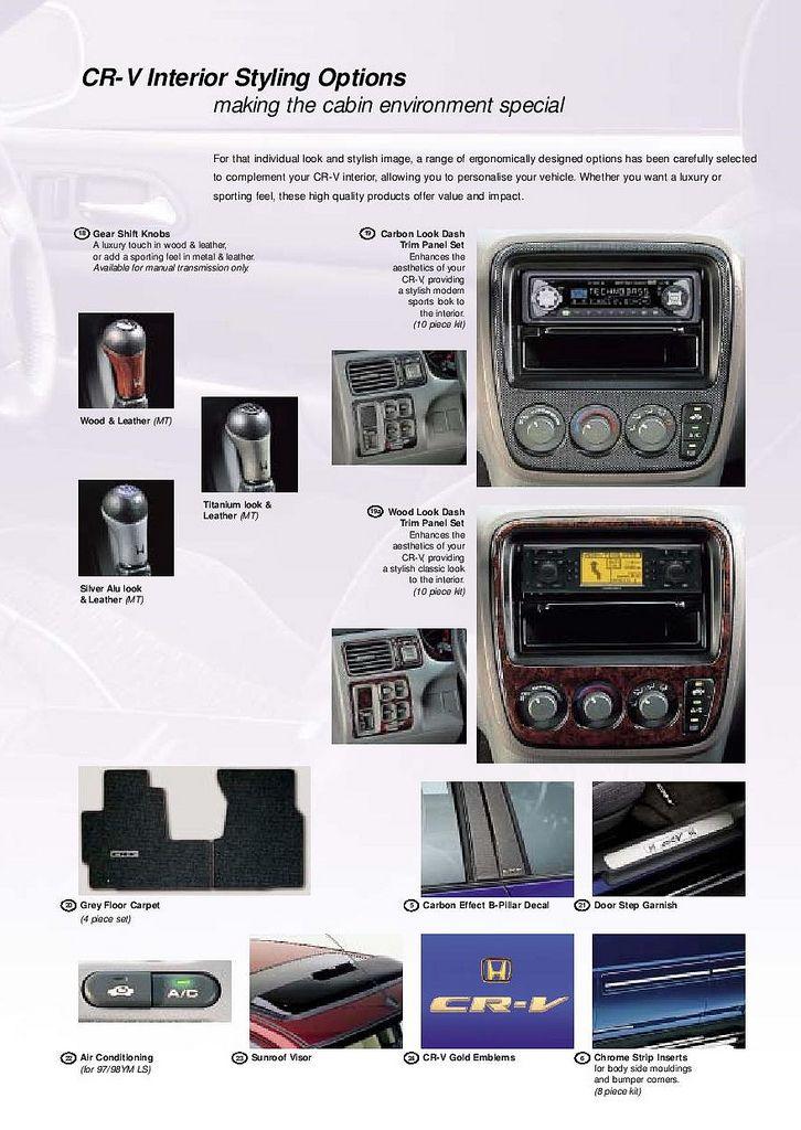 Flickr Honda Crv Accessories Honda Cr Honda Crv
