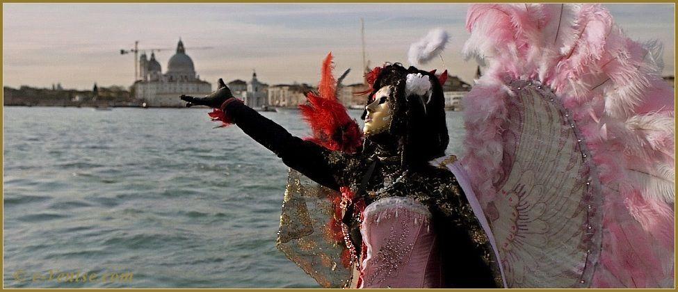 Carnaval de Venise 2013 : Beautés Masquées du Carnaval.