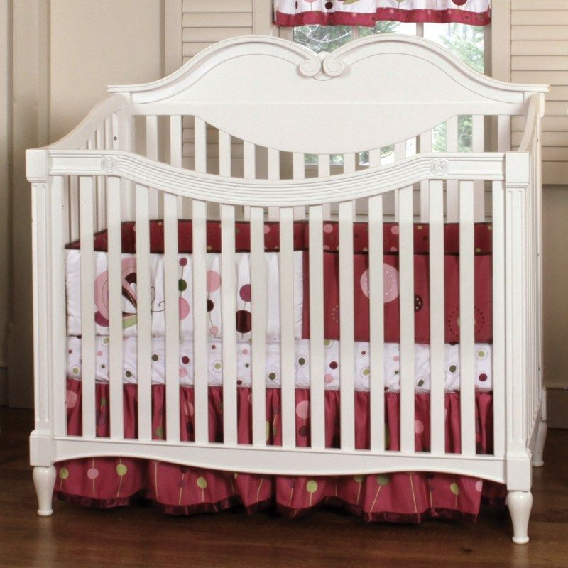 Best Disney Princess Crib White Burlington Baby Depot 400 x 300