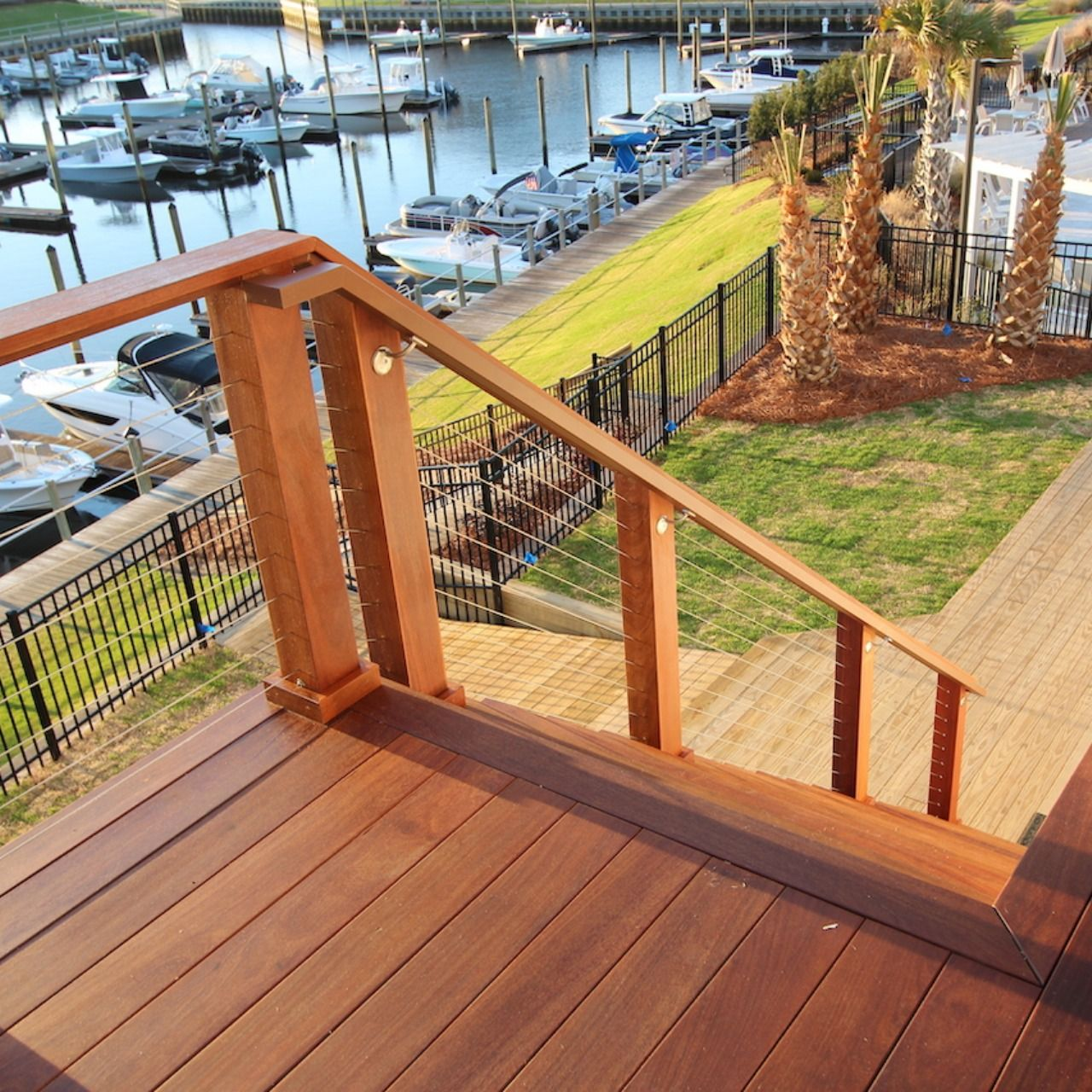 Cable (With images) | Cable railing, Cable railing systems ...
