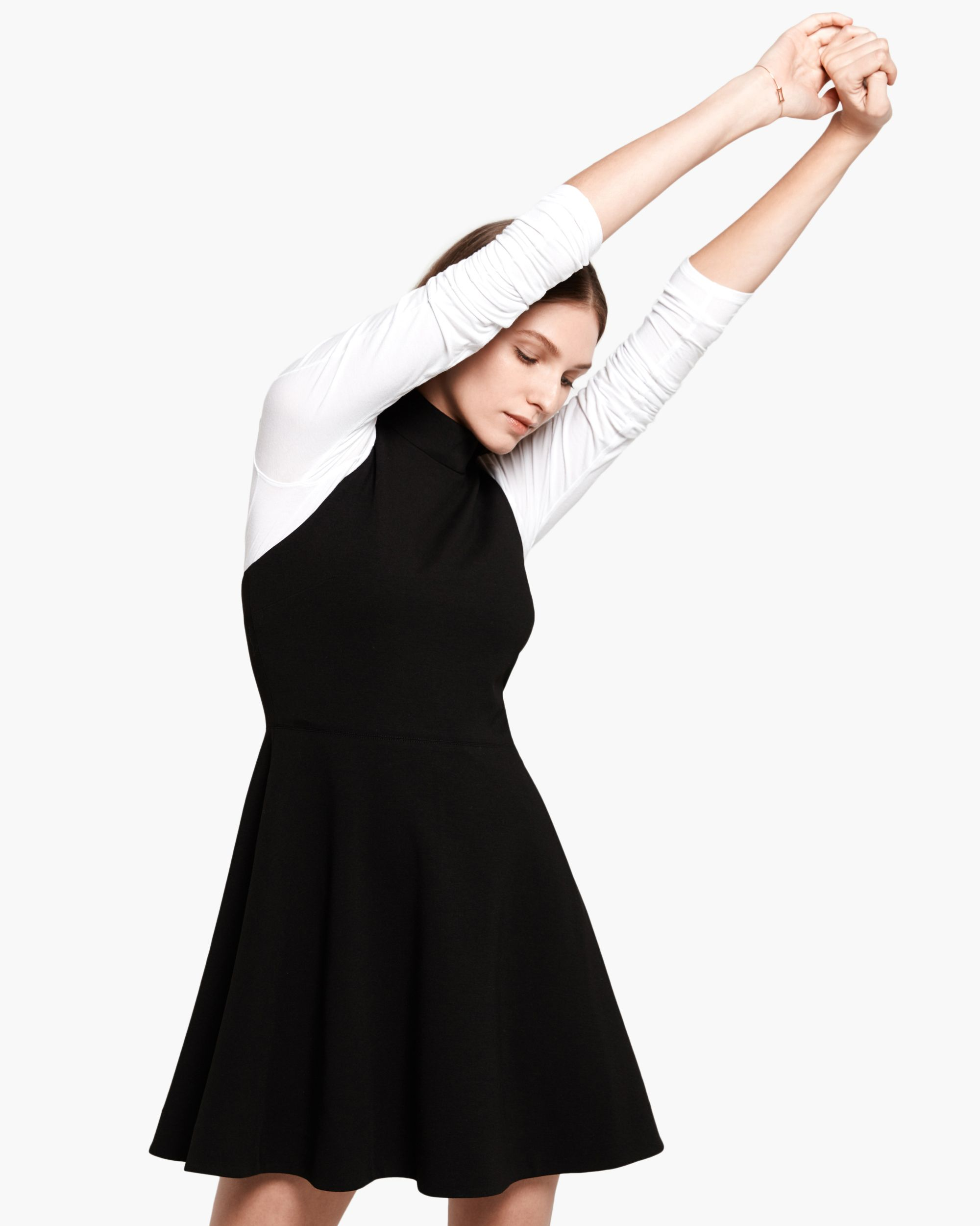 Embrace change meet the monaco dress kit and ace poses and