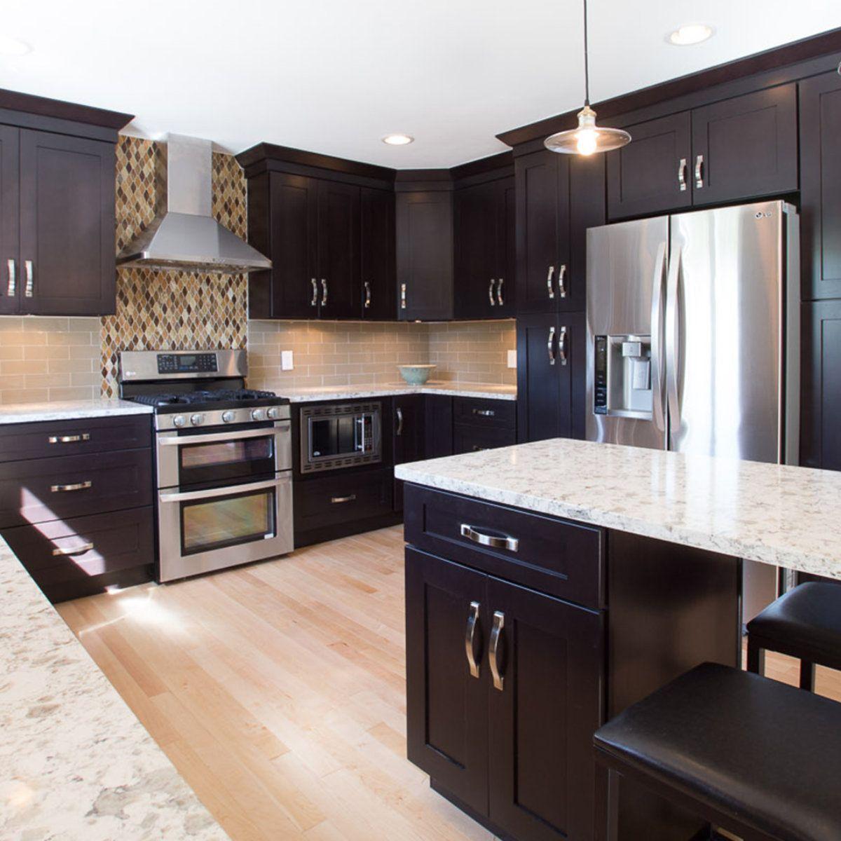 Forevermark Cabinets Pepper Shaker Kitchen Cabinet