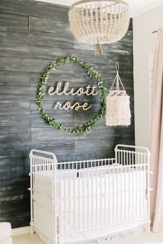 Beautiful Farmhouse Nursery Bundles Of Joy Pinterest Bebe Dormitorio And Niños