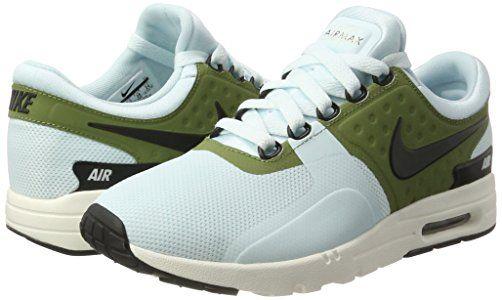 Nike Air Max Zero Blanco WoHombres Running Zapatos Negro  Blanco Zero 8 d7694f