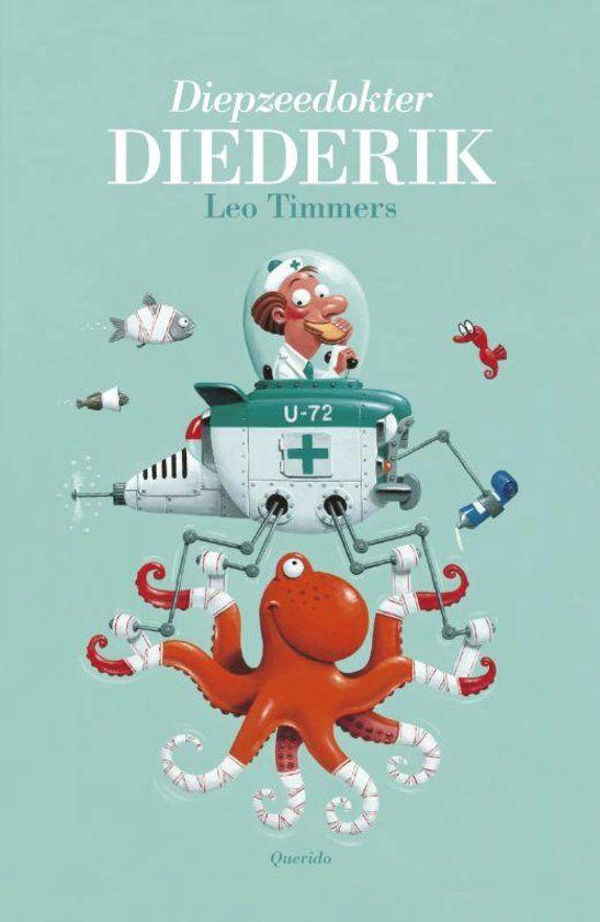 Het verhaal van Diepzeedokter Diederik zal de kinderen aanspreken omdat het voor de meesten interessant is om te weten wat er in de zee leeft.