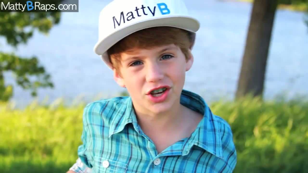 Matty B Matty B Raps One Direction What Makes You Beautiful Mattybraps Rap Karaoke Mattyb What Makes You Beautiful