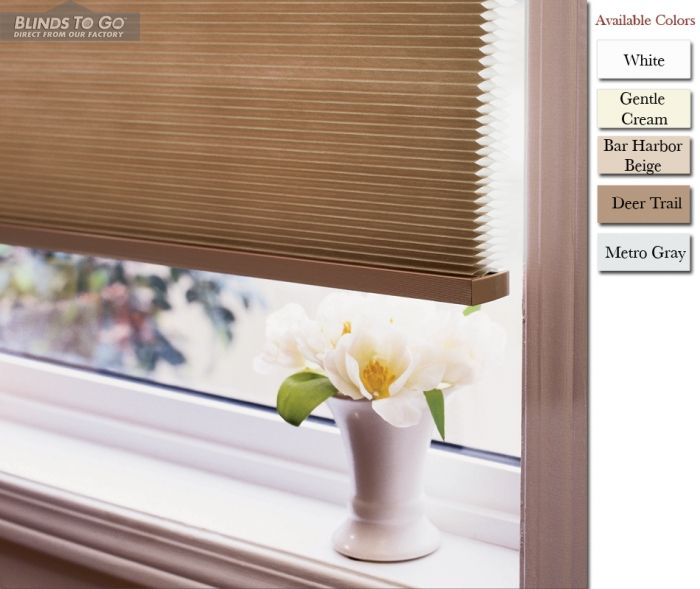 Blinds to Go: Smart Cell Double LF 3/8