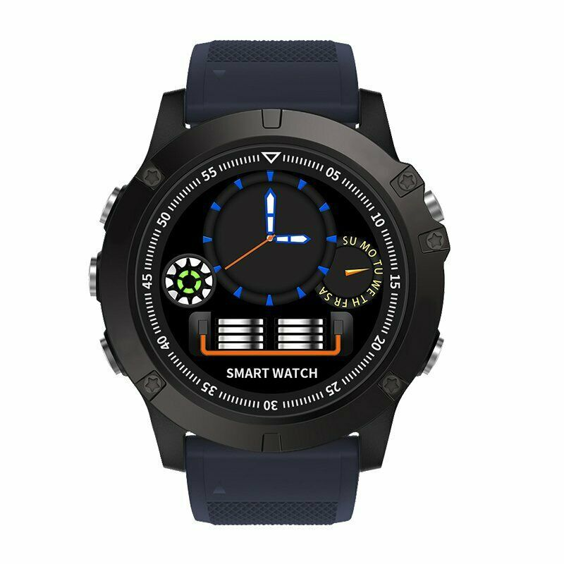 IP68 Tactical Military Smart Watch Heart Rate Blood Pressure Monitoring Bracelet $19.59 #fitness #tr...