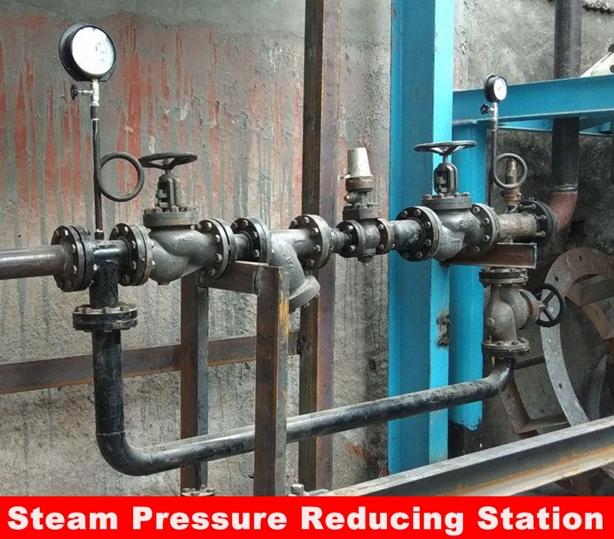 Pressure Reducing Stations Design, Manufacture, Supplier