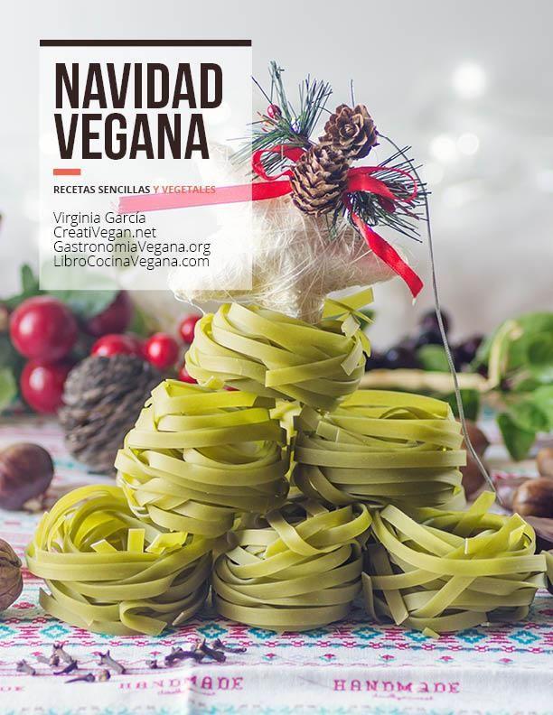 Navidad Vegana 2016, ebook gratuito de recetas navideñas de CreatiVegan.net