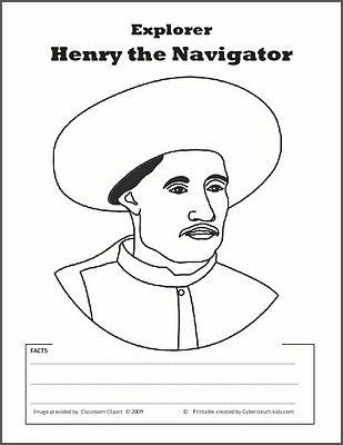 Henry The Navigator Navigator Jpg Cycle 1 Week 15 Com Imagens