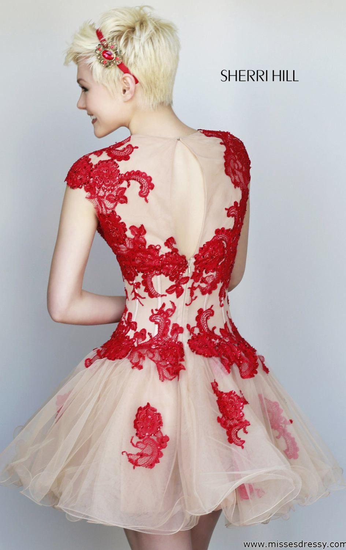Sherri Hill 11153 Dress - MissesDressy.com | Vestidos de Fiesta ...