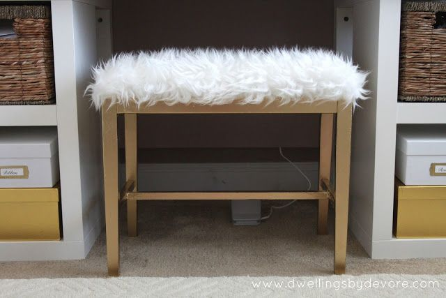 Diy Fur Bench Ideas Diy