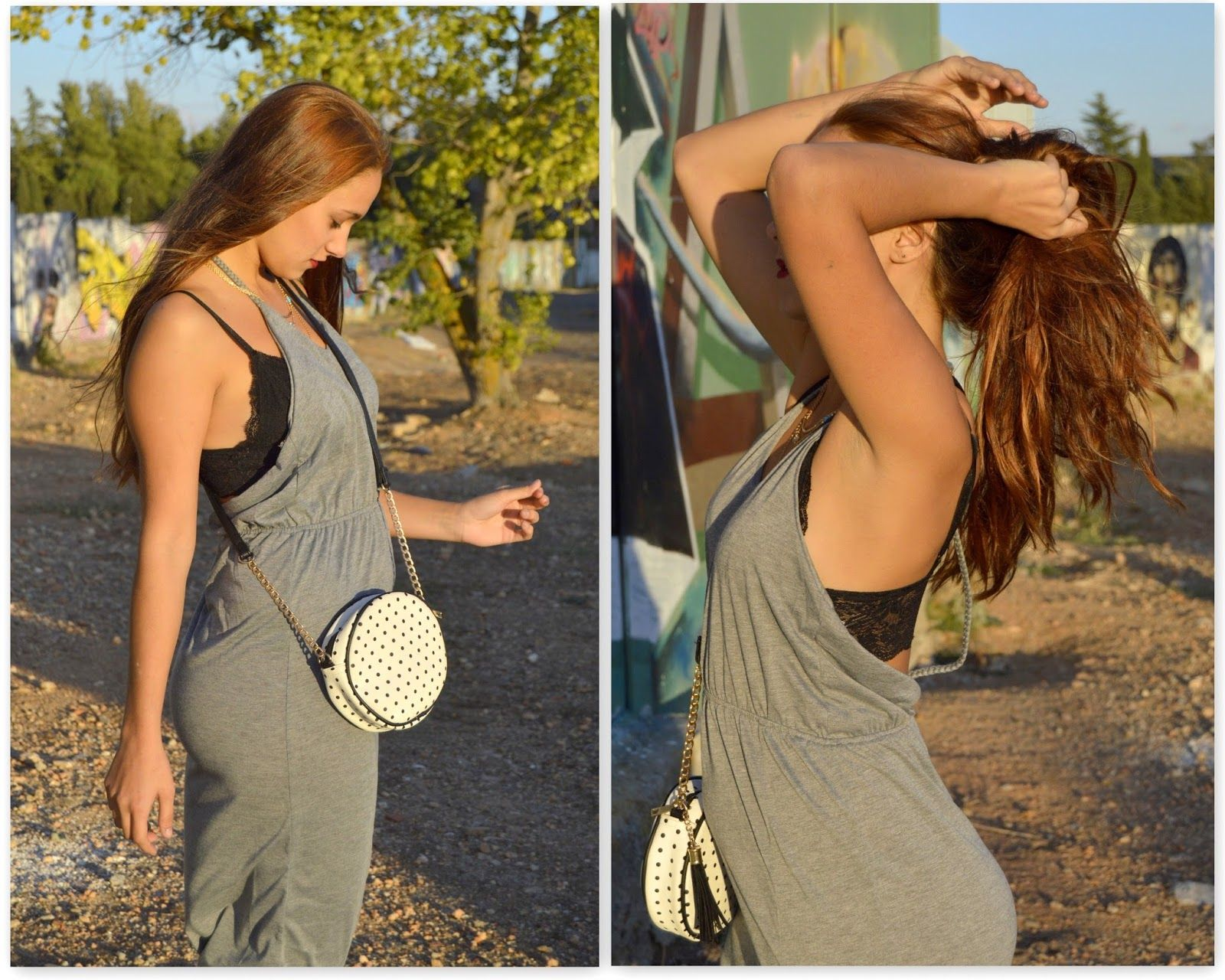 CAT FASHION BLOG: GREY DRESS #kissmylook