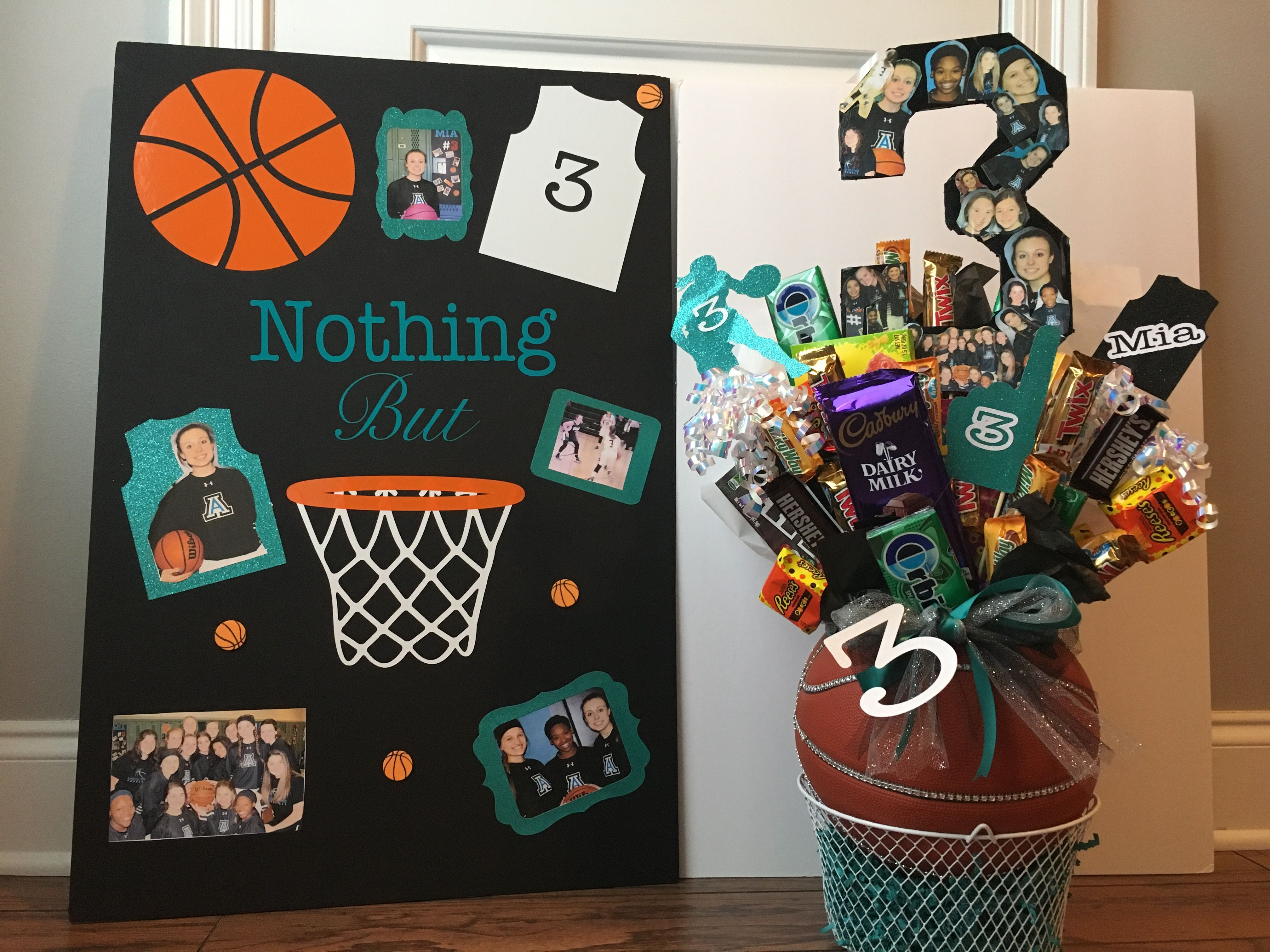 Pin By Paola Dominguez On Basketball Basketball Senior Night Senior Night Gifts Senior Night
