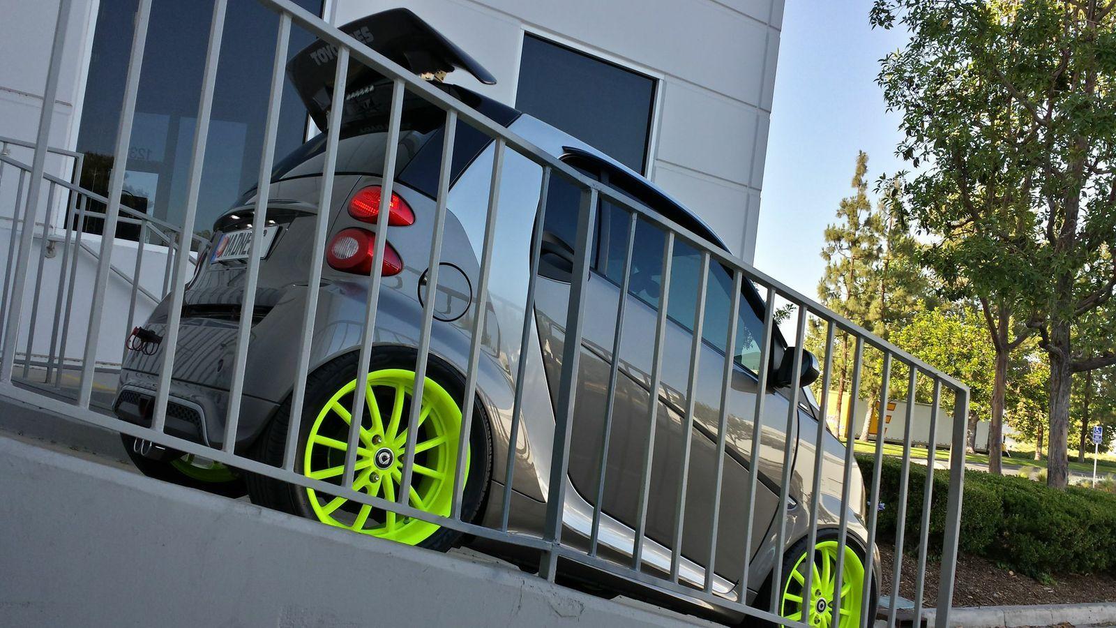 Genius Wheel 17x7 5 5 17x6 5 22 Smart Car Car Wheels Smart