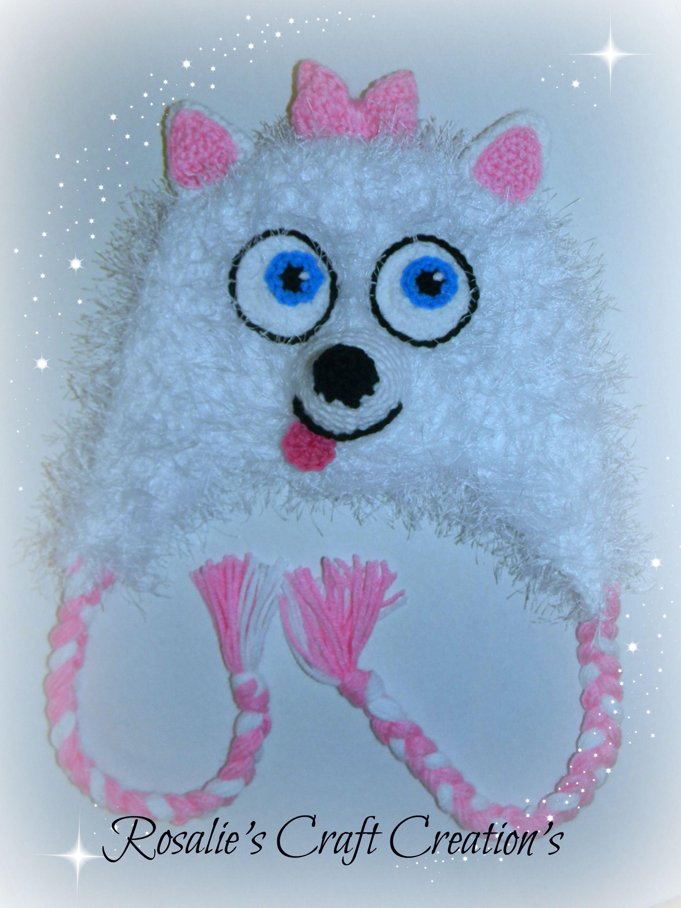 Crochet Secret life of pets Gidget | My crochet work | Pinterest ...