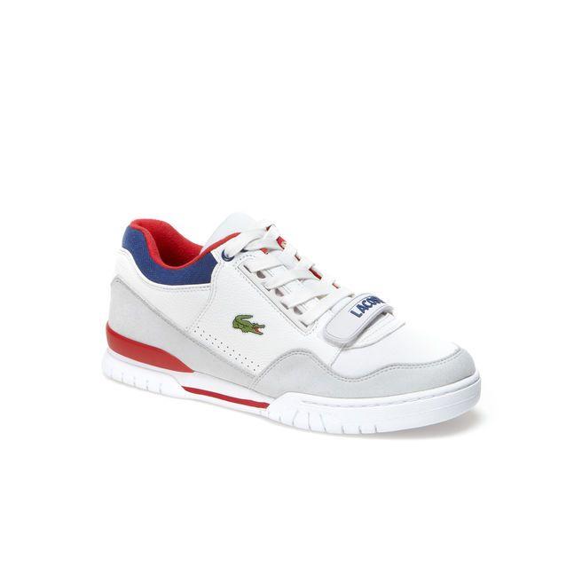 1f237a1be92 Sneakers Missouri Lacoste LIVE en cuir