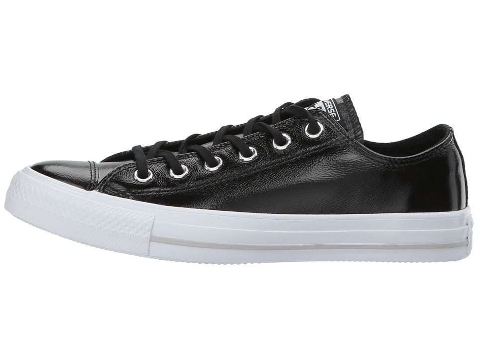Flawlessly Converse Chuck Taylor All Star Leather Black Mono