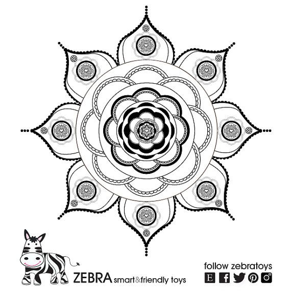 Jewish Love Strength Mandala Coloring Page Hebrew Blessing Printable Eshet Chayil Faith Art For Girls Instant Download Diy Jewish Craft Mandalas Diy Pinterest