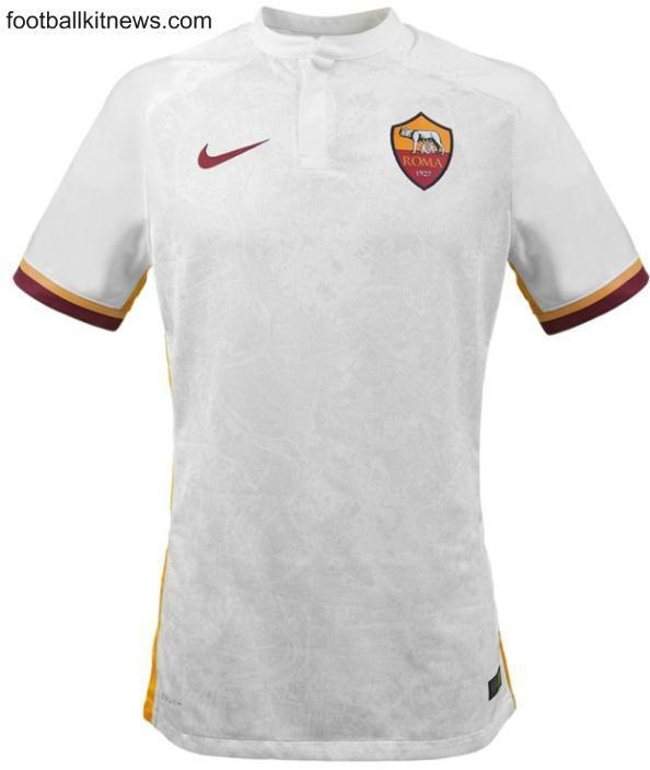 f78669f2e64 Roma Away Kit 15 16 | The Beautiful Game | New football shirts ...