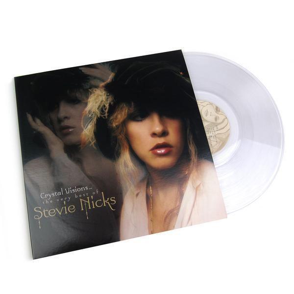 Stevie Nicks Crystal Visions The Very Best Of 2 x LP