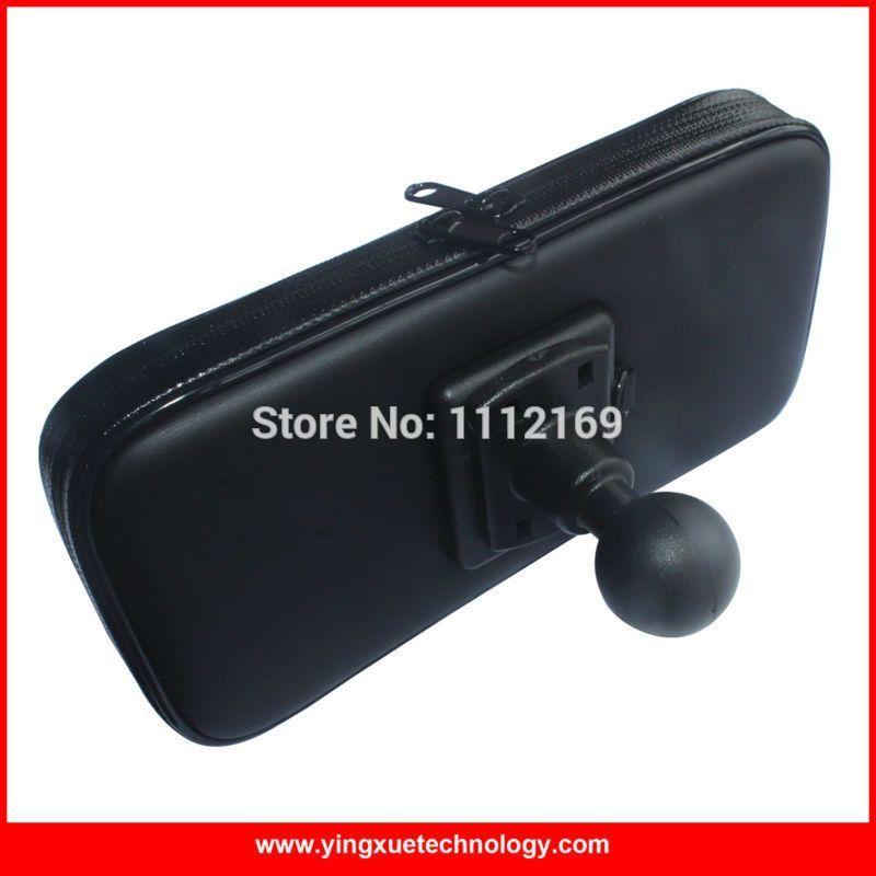 Waterproof Zipper Case with 1 inch Ball for Smart Phones