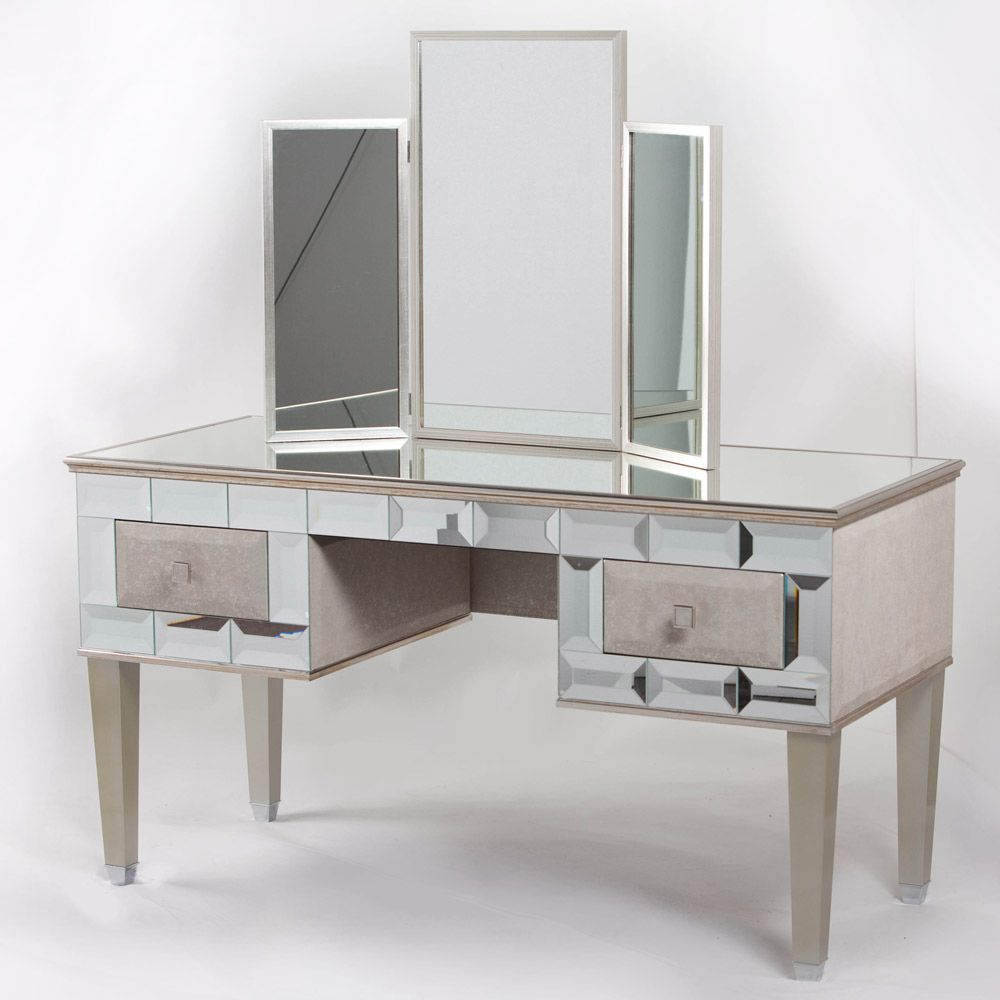 Vanity Mirror Dressing Table And Stool Stylish For Your Bedroom