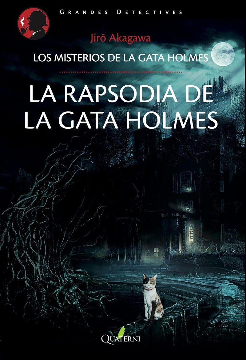 La rapsodia de la gata Holmes - PDF & ePUB