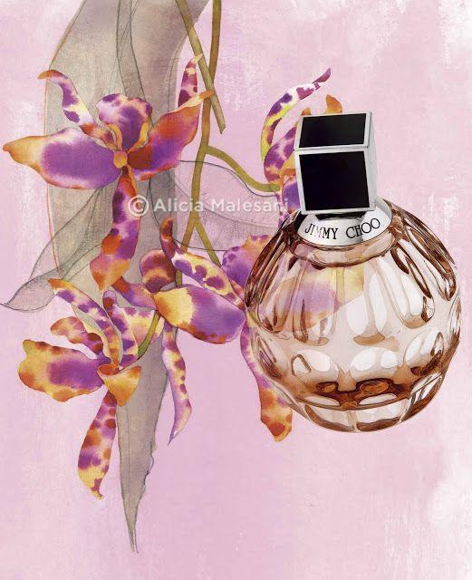Ilustración para Harper's Bazaar - Mayo 2011 | Alicia Malesani
