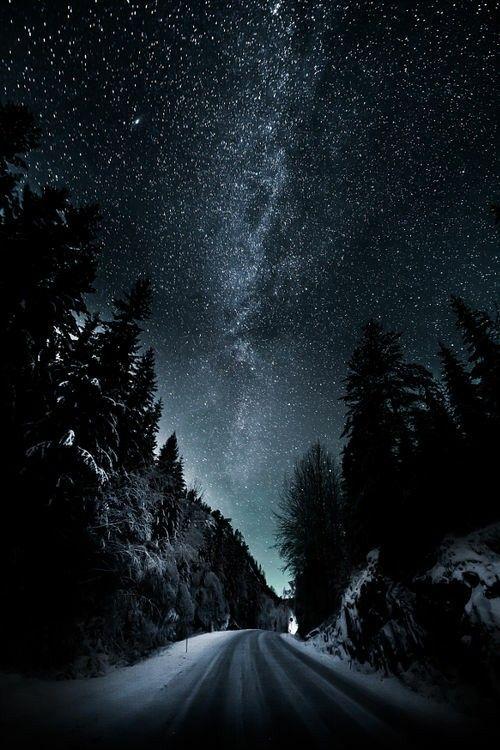 Beautiful Beautiful Nature Night Skies Nature