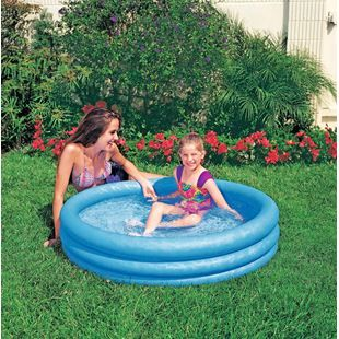 Collection of kids swimming pools and paddling pools