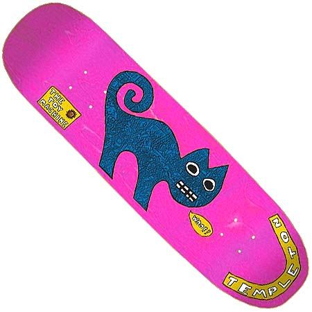 Lab Deck monopatin Skate Skateboard Tabla Tiger Old School