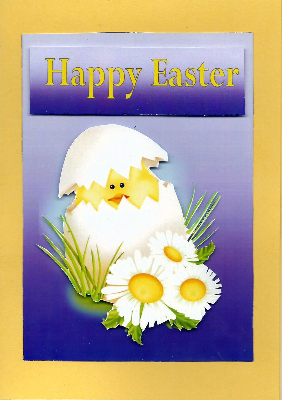 Happy easter chick wowthankyou craftfest pinterest buy handmade gifts and personalised accessories from uk designers on wowthankyou negle Choice Image