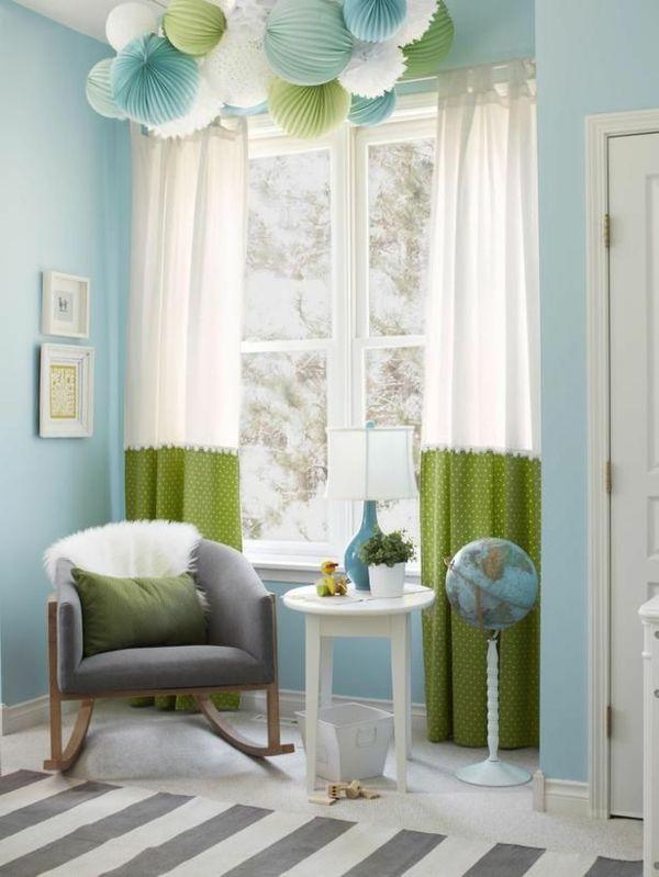 50 moderne Gardinenideen - praktische Fenstergestaltung Ideen - vorhnge modern schlafzimmer
