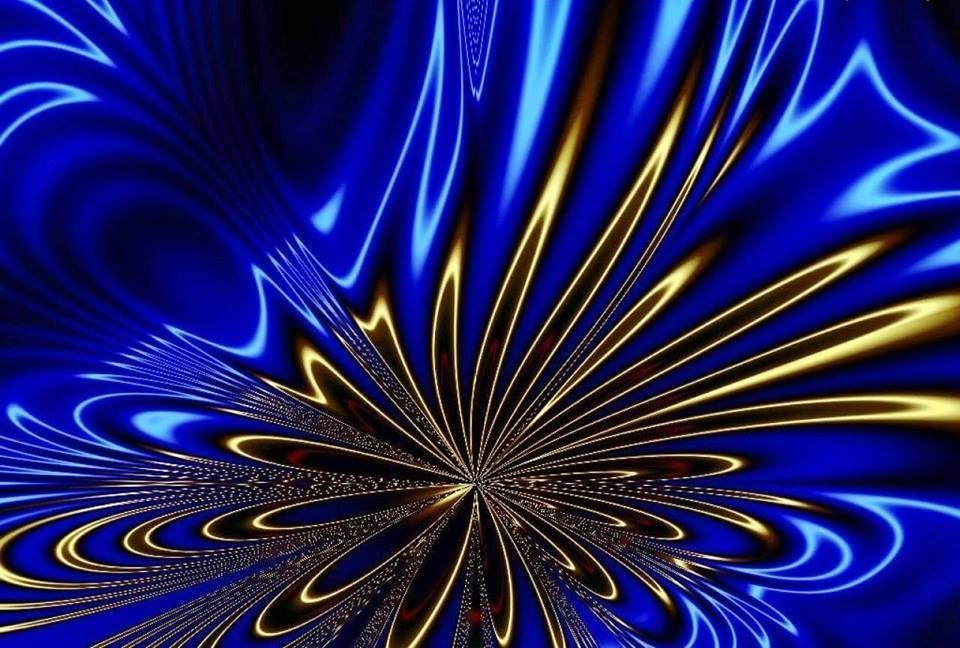 imagenes en azul