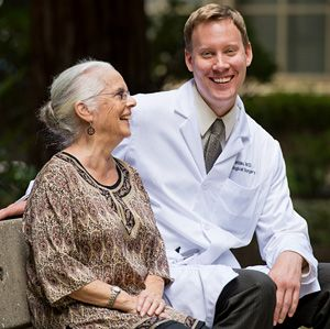 Aneurysm Care Saves Uc Davis Alumna S Life Patient Story Health System Patient