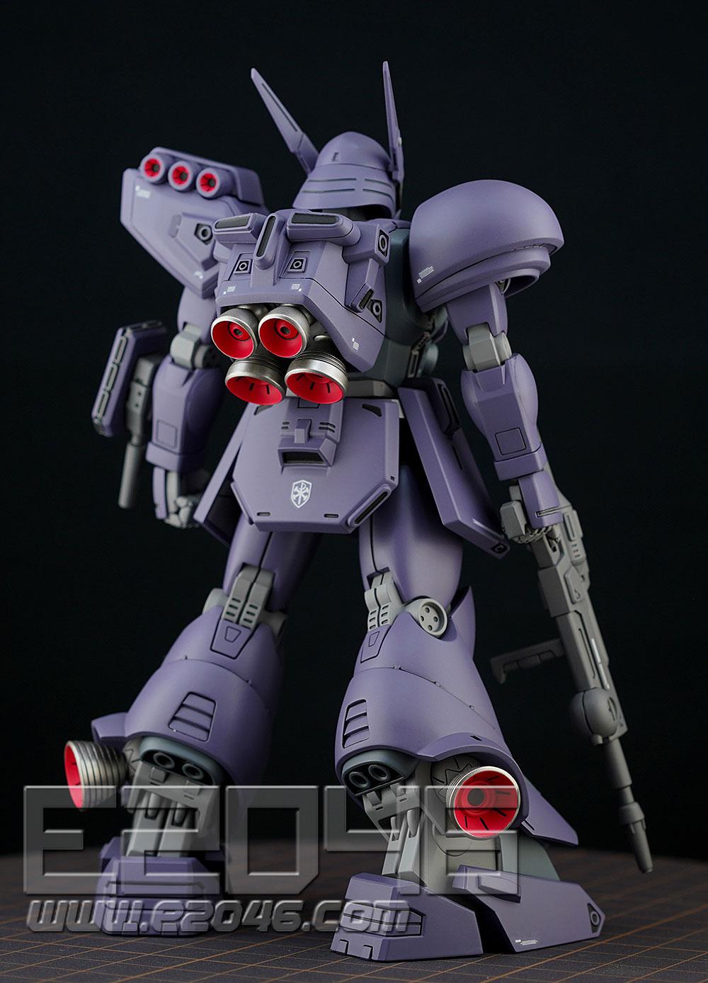E2046 Com 德南格 钢弹 F91 系列 Rt3548 Gundam Resin Kit Japanese Names