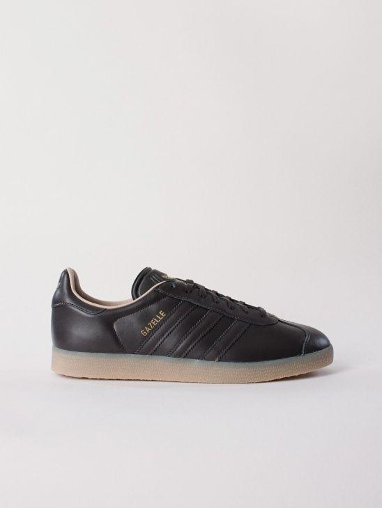 Adidas Originals Gazelle Utility Black
