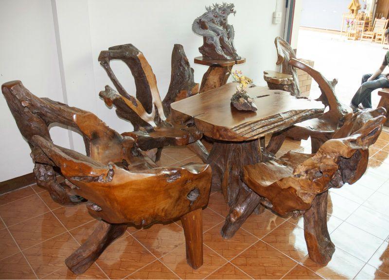 Trabajos en maderas rusticas buscar con google for Muebles de oficina rusticos