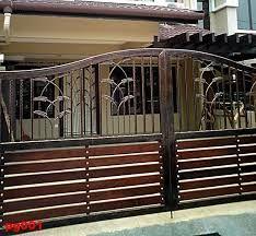 Desain Pintu Rumah Minimalis Modern Minimalist Design Penelusuran Google Fence Gate Railing Doors