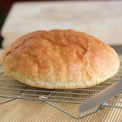 An easy, no knead homemade bread - French Peasant Bread ...