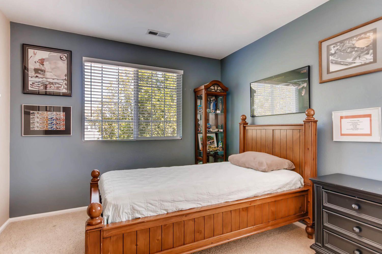 Bedroom for boy bluewalls realestate denver stareagent