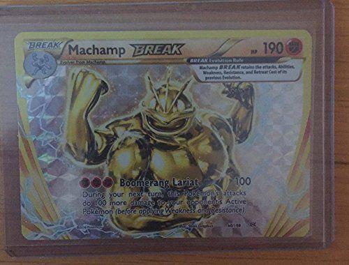 Pokemon TCG Evolutions Machamp BREAK 60//108 Ultra Rare NM//MINT